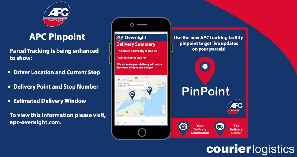 APC Pinpoint